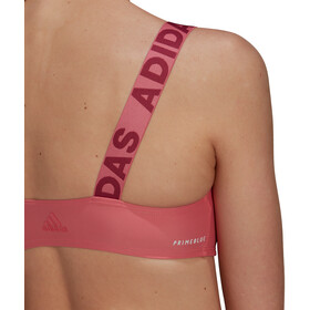 adidas SH3.RO Branded Beach Bikini Top Women hazy rose/wild pink